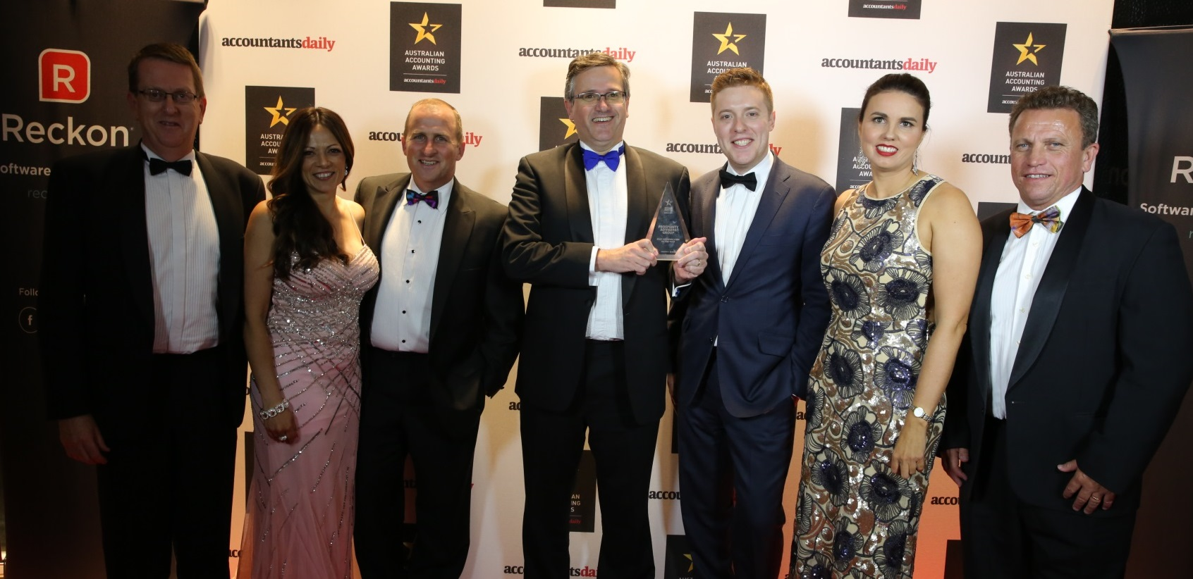Prosperity feature in Australian Accounting Awards Image