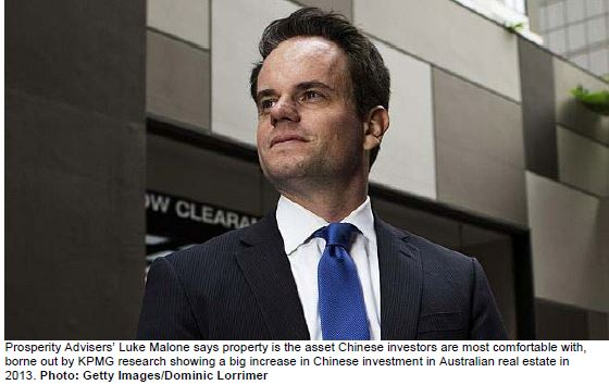 Prosperity's China Investor Roadshow featured in AFR