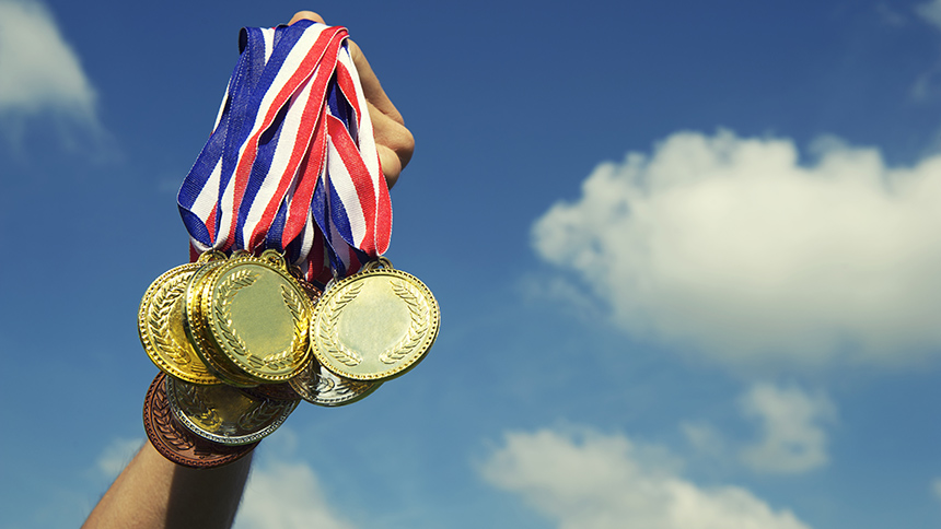 5 Steps to build a gold medal business Image